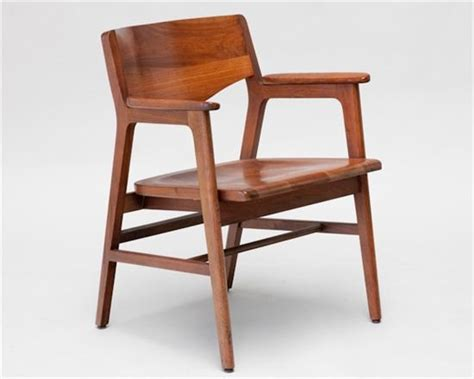 Wh Gunlocke Chair Co by W H Gunlocke Co Walnut Chair 225 For The Home