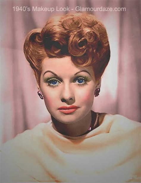 lucille ball no makeup all things beautiful 07 27 14