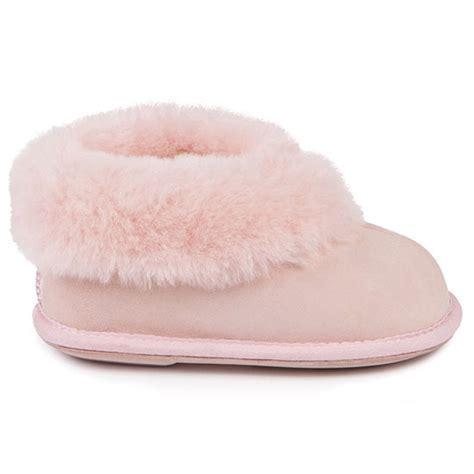 sheepskin slippers childrens childrens new classic sheepskin slippers just sheepskin