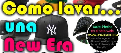 lavar gorras new era como lavar una gorra new era