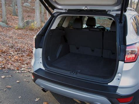 Ford Escape Trunk Space Ratings And Review 2017 Ford Escape Ny Daily News