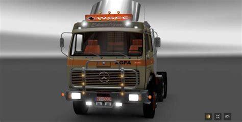 mercedes truck mercedes benz 1632 ng fixed truck american truck