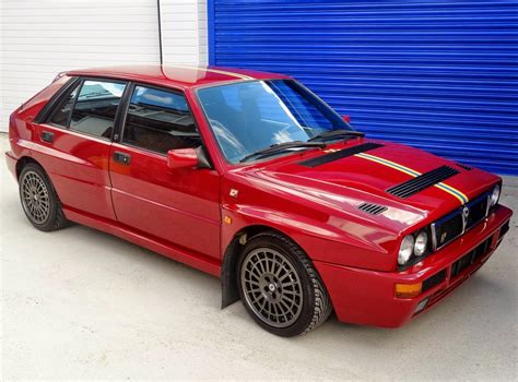 Where Is Lancia Made Lancia Delta Integrale Evo 2 Edition Auto