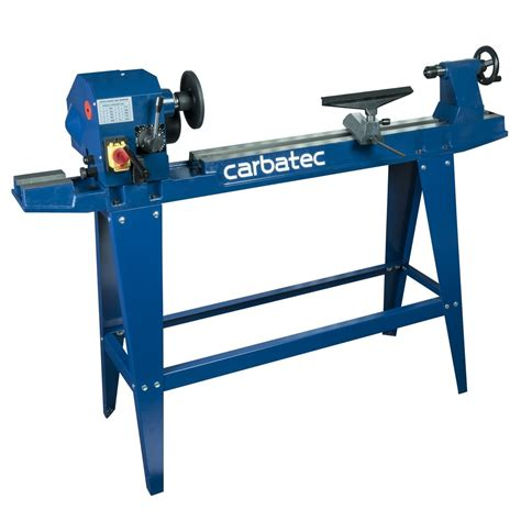 woodworking lathes carbatec economy 900mm variable speed wood lathe lathes