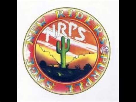 Garden Of New Riders The New Riders Of The Purple Nrps Debut Album