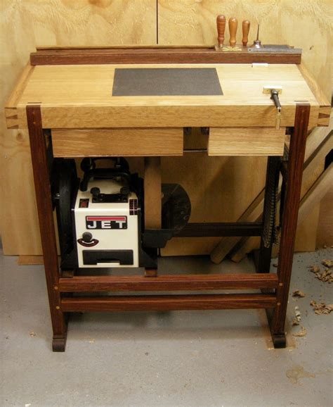 bench sharpening a dedicated sharpening bench part 1 the unplugged