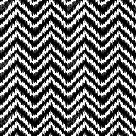 zig zag ikat pattern black and white simple ikat middle east traditional silk
