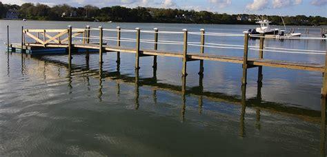floating boatyard oyster river boat yard boat docks