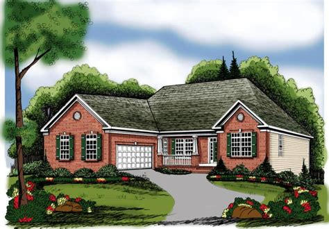 Rancher Home Plans by Ranch House Plans