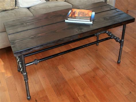 coffee table with metal legs www crboger wood coffee table with metal legs