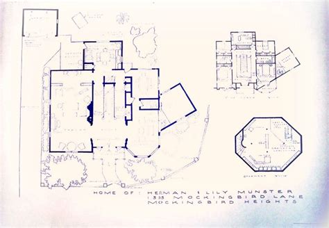 the munsters house the munsters house floor plan house interior