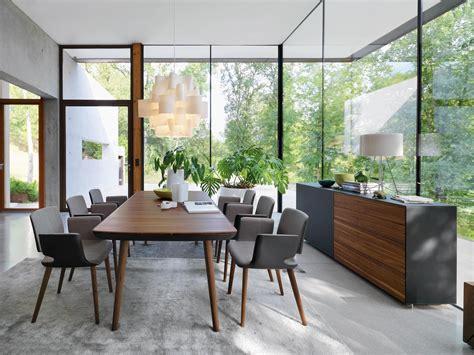 esszimmer team 7 flaye extension table dining tables from team 7 architonic