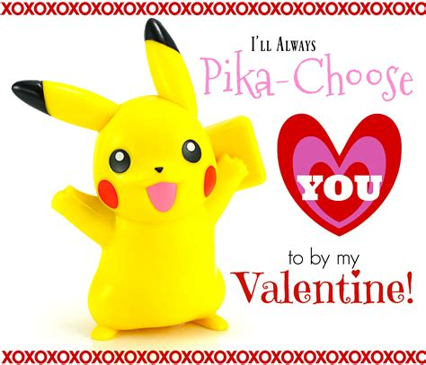 pikachu valentines day printable pikachu s day cards the adventures