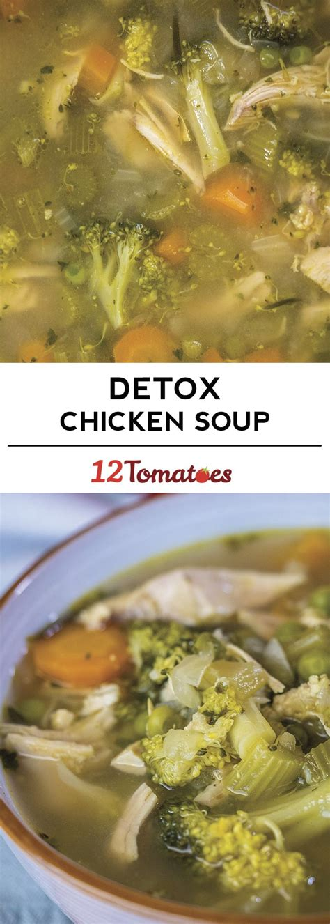 Detox Chicken Salad Recipe by Best 25 Detox Soup Ideas On Detox Foods