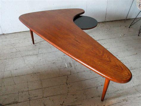 mad furniture mid century modern teak boomerang coffee table mad furniture modern coffee