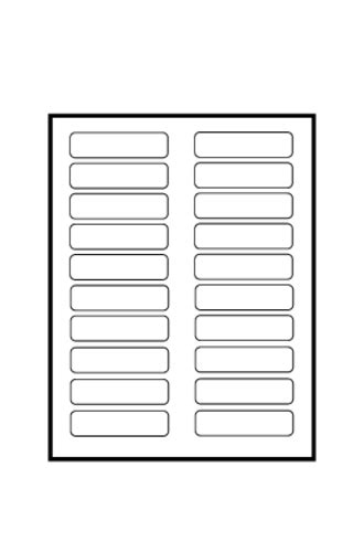 avery convention card template avery 174 tabbed bookmark plastic dividers 5 tab 24909