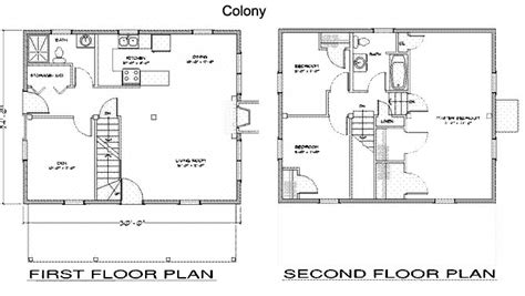 colony timber frame post beam home kits plans