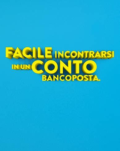 codice banco posta conto bancoposta conto corrente conveniente poste italiane