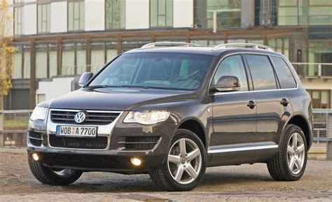 volkswagen touareg 2009 car and driver