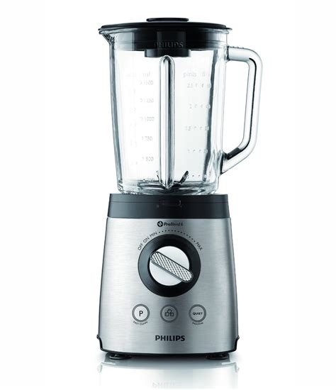 Blender Philips Glass philips hr2195 00 avance glass jug blender stainless