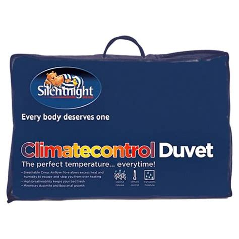 Silentnight Climate Duvet buy silentnight climate duvet from our duvets range tesco