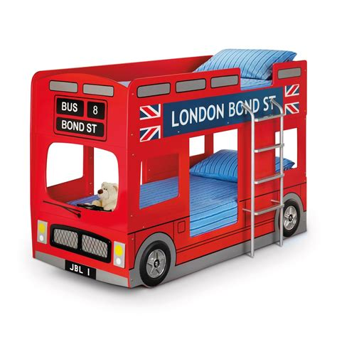 bus with beds kids london bus bunk bed unique childrens beds cuckooland