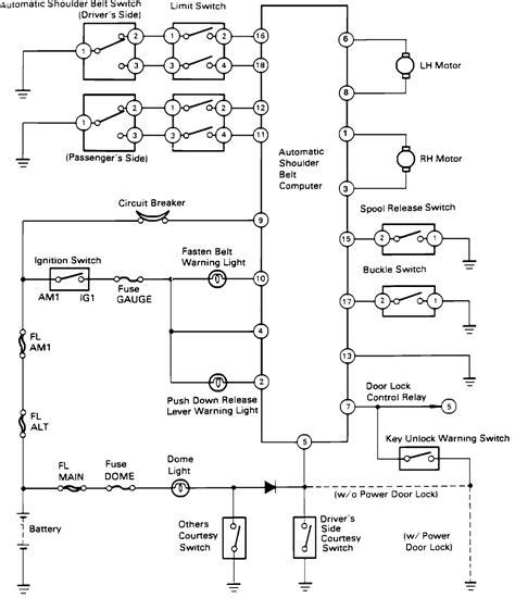 Relay Integration integration relay toyota camry