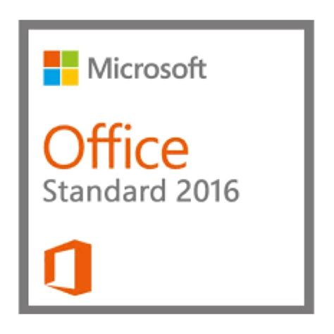 bureau of product standards microsoft office standard 2016 microsoft licensing