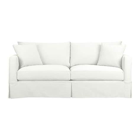 crate and barrel willow sofa willow sofa snow crate and barrel