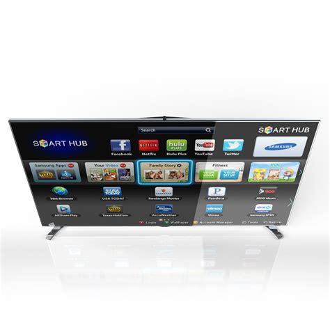 Led Samsung New samsung 46 inch f8000 led smart hd tv 3d model max obj 3ds fbx cgtrader