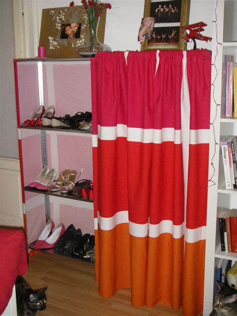 DIY Custom Shoe Rack Storage And Shelves Plus Curtain Ideas