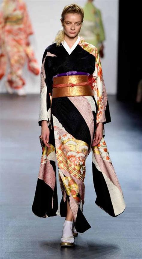 Low Country Style by How Designer Hiromi Asai Plans To Take The Kimono Into The