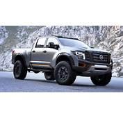 Nissan Titan Warrior Concept Photo Gallery  Car SUV