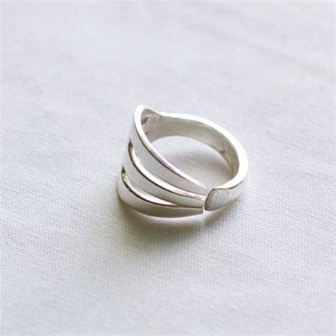 1000 ideas about fork ring on spoon jewelry