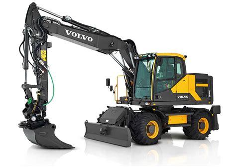 cjd volvo new volvo ew160e for sale cjd equipment