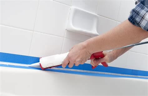sealing a bathtub renting out your house property preparation real