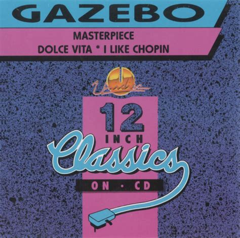 gazebo masterpiece gazebo masterpiece dolce vita i like chopin cd at
