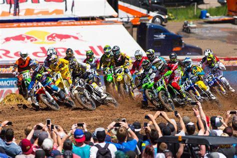 racer x online motocross supercross news btosports com observations thunder valley motocross