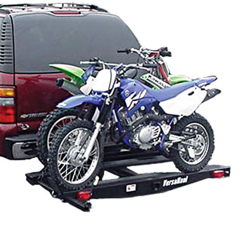 motocross bike carrier 71 quot double motorcycle dirt bike carrier discount rs