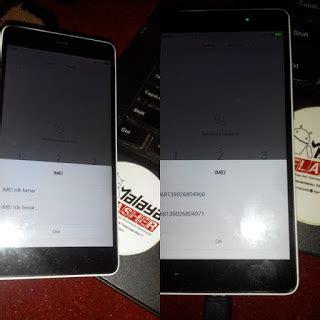 Xiaomi Mi4i Imei Hilang xioami mi4i baseband unknwon imei signal fix android stockrom
