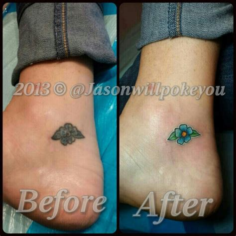 redo tattoo designs cover up redone i did recently color tattoos by