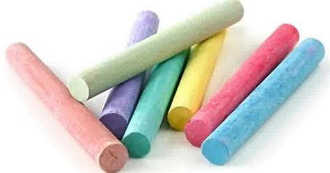 Kapur Papan Tulis Warna Warni cara membuat kapur tulis dan bahan kapur tulis