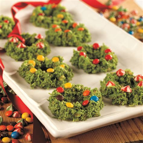 wreath cookies recipe myrecipes