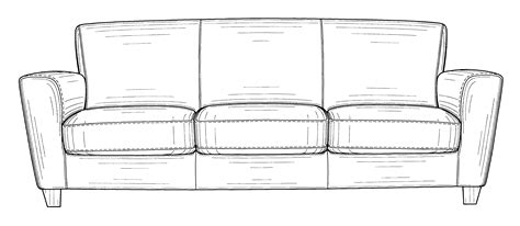sofa drawing patent usd487997 sofa google patents