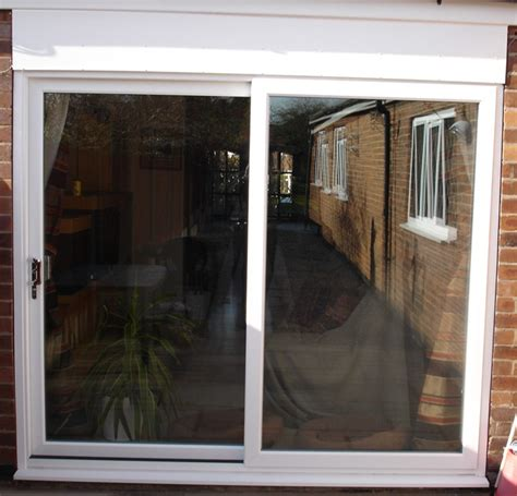 ecoseal pvcu sliding patio doors in stoke staffordshire