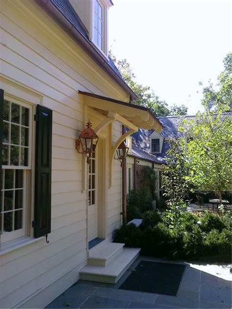 The Door Awning by Door Awning Houzz