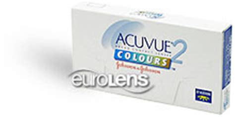 acuvue 2 colours enhancers contact lenses (as low as 39