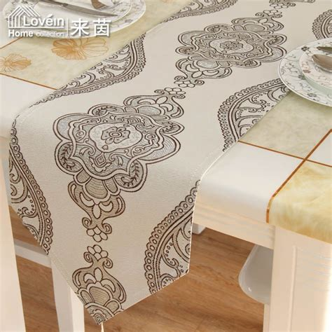 table runner with placemats fashion table runner modern coffee luxury table