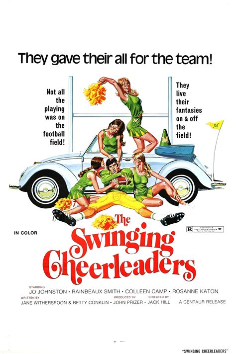 the swinging cheerleaders rainbeaux smith posters wrong side of the art