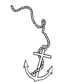 Coloring Book Bulk Free Boat Anchor Coloring Pages